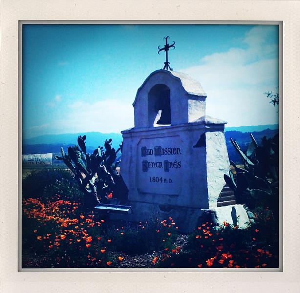 Mission Santa Ines @ Solvang