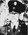 Staff Sergeant Warren Beamish, U. S. Army