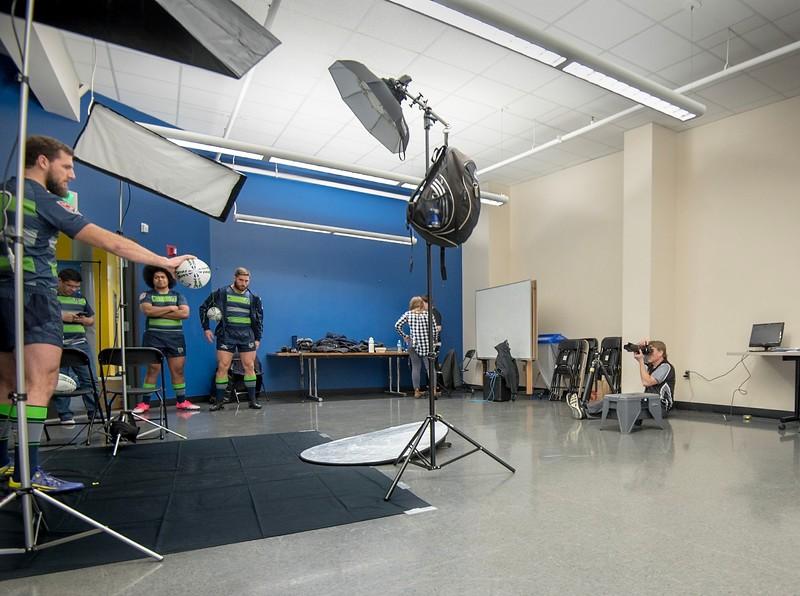 Mobile Portrait Studio