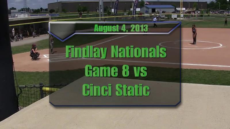 Findlay nationals game 8