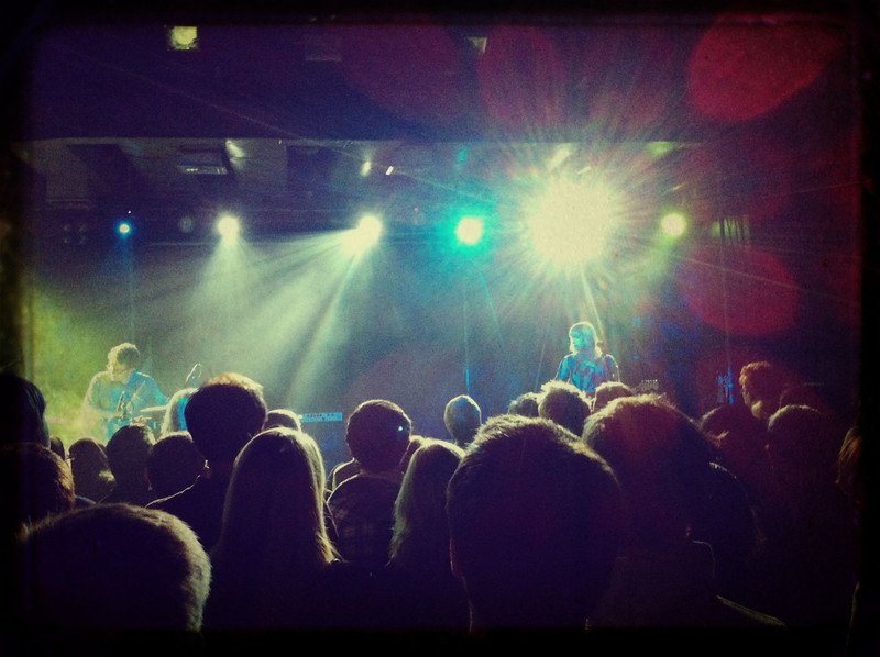 Wye Oak @ Scala