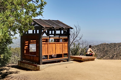 More info on tea house: https://modernhiker.com/hike/hike-taco-peak-griffith-park-teahouse/