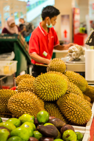 Cannot Get Enough Durian