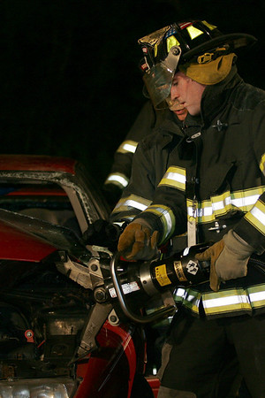 Extrication Drill 8-20-10