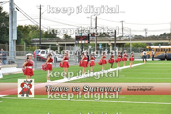 Travis vs Smithville Football 09_15_17