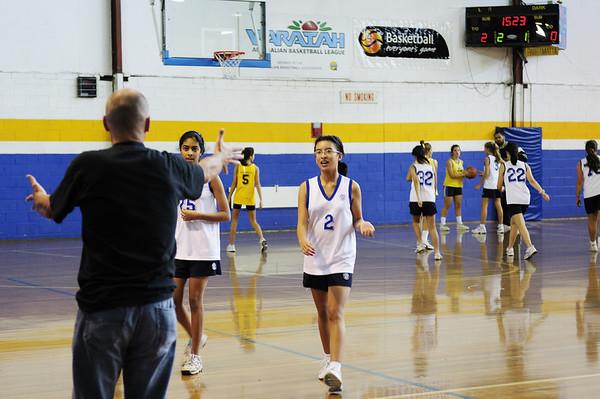 Meriden - Basketball May 2009