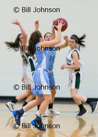 G JV Basketball Medfield v Westwood 2_6_14