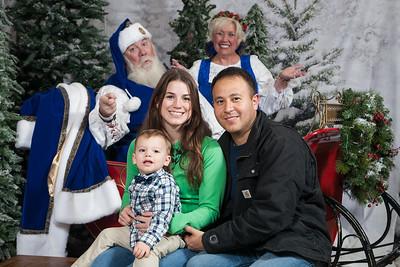 Santa Photos Dec 2020