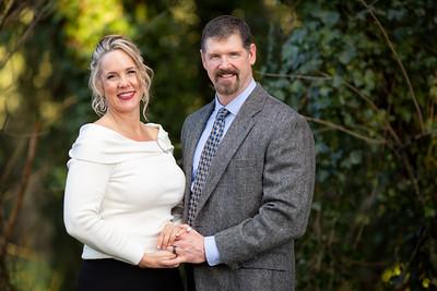 Caroline and David Wedding