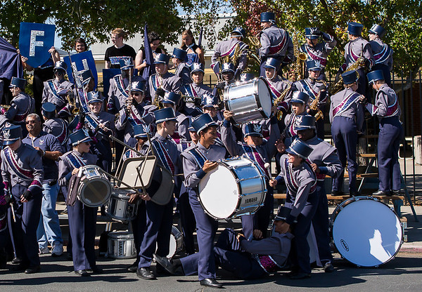 Freedom HS 2013 _ Delta Band Review