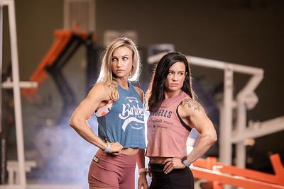 Alisha & Elizabeth 2020