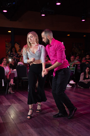 The Jazz Kitchen Bachata Competition Finals 2019