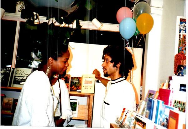 Pearl Cleage 1994
