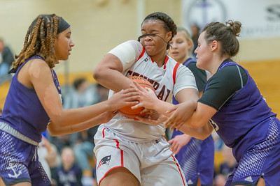 12-3-19 St. Paul Central v Minneapolis Southwest Girls Basketball