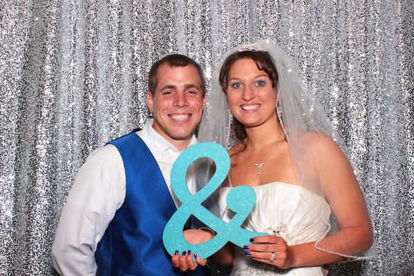 Aaron & Marissa's Wedding pics