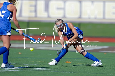 11/2/2019 PIAA District 3 Class 1A Field Hockey Championship - Oley Valley vs Greenwood