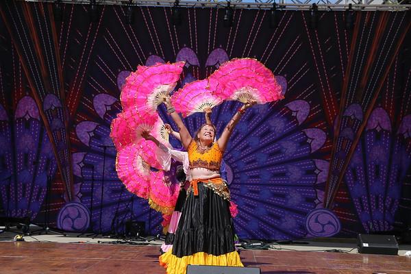 2018 Hola Festival - Debka and The Oasis Dancers