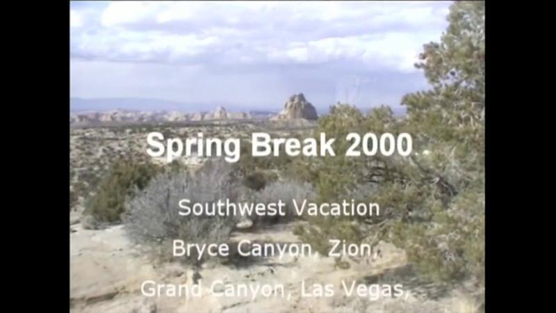 Spring Break 2000