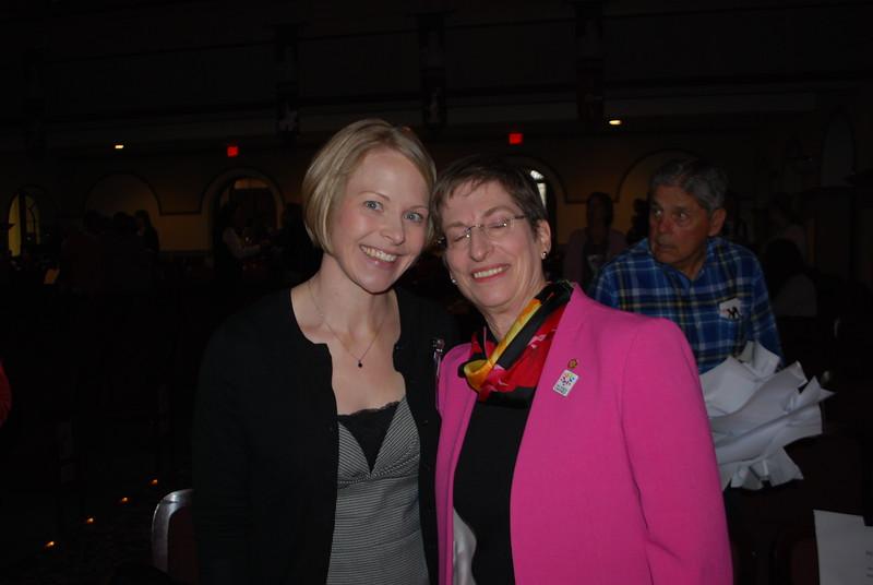 Sarah Wilson, Beth Keck.JPG