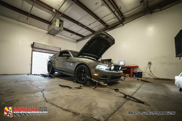 Dyno Night at Outlawed Street Cars