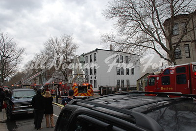 7 alarms East Boston