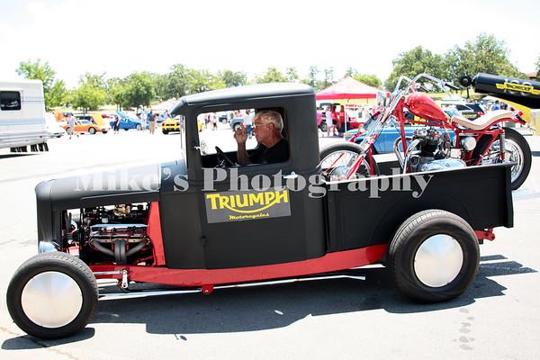 Little Rock Car Show 2016