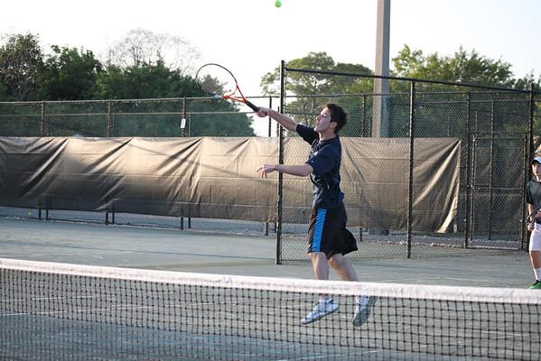 Varsity Tennis 2015