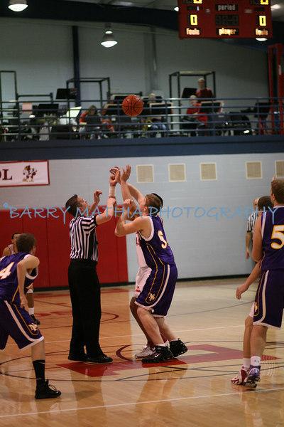 Lawson vs North Platte Varsity Boys 07