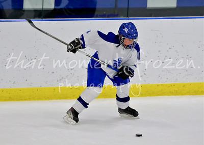 2012-12-17 Peewee Blue vs Minnetonka White