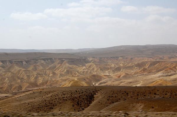 Desert & Eilat