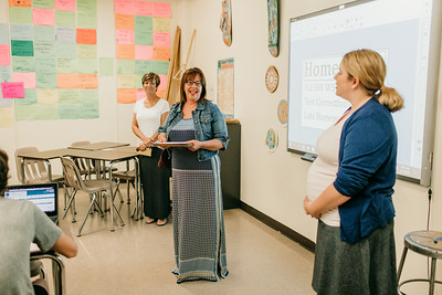 Cooperating Teachers Award Presentations 2018