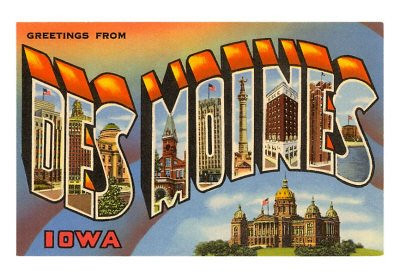 Des Moines... A Trip Back In Time