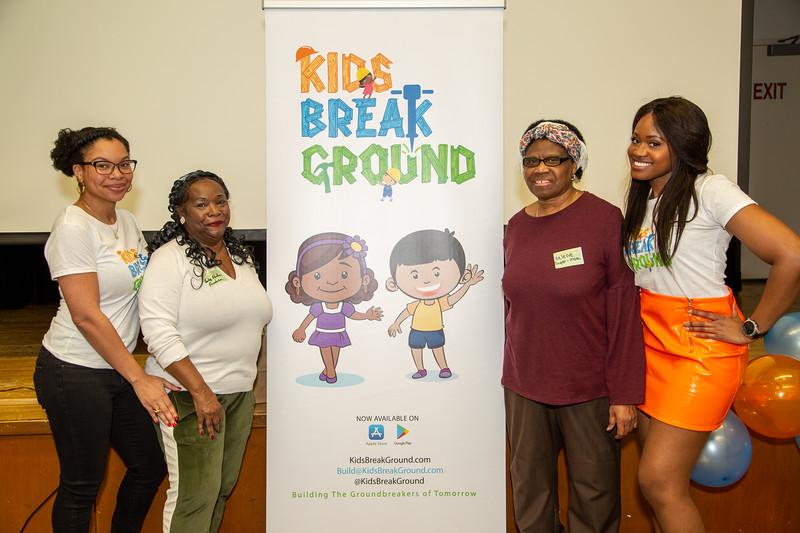 Kids Break Ground Launch Event (1.11.2020)