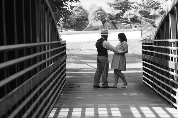 Aaron and Sterling Engagement