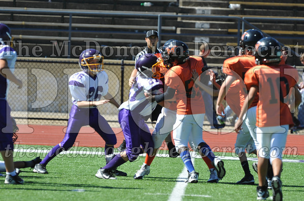 JFL Macomb Orange vs Rushville White 09-29-13