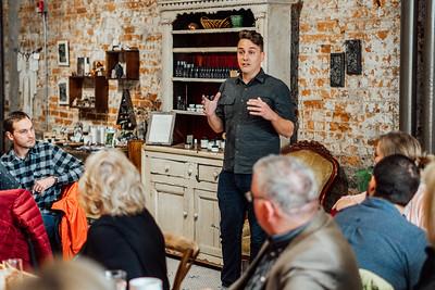 Secret Supper Club @ Wildflower Tea Shop & Apothecary