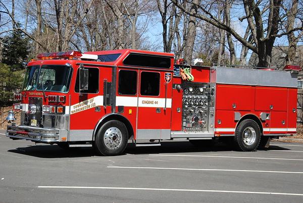Twp of Washington Fire Department