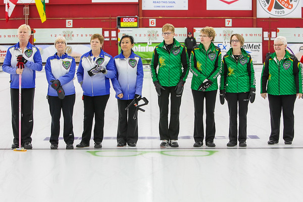 Finals- Canadian Masters Curling Championship