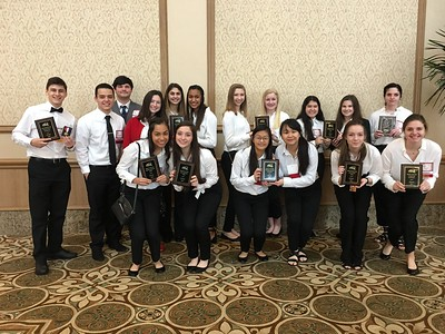 FCCLA Success at Regionals