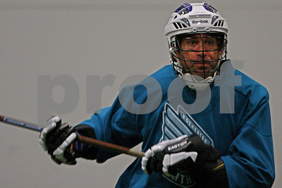 11/25/2012 - Rochester Knighthawks Training Camp - Total Sports Experience, Rochester, NY