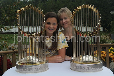 Southington Chamber - Red Sox Trophies - October 3,  2012