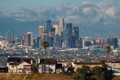 Los Angeles Skyline photos