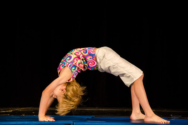 Danceworks Rehearsal 2013