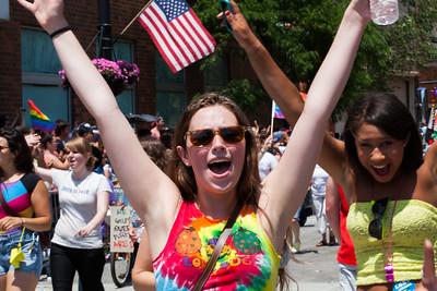 Chicago Pride Parade, 2012