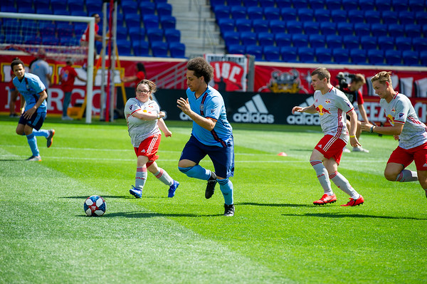 NYC DOE Unified Red Bulls Game