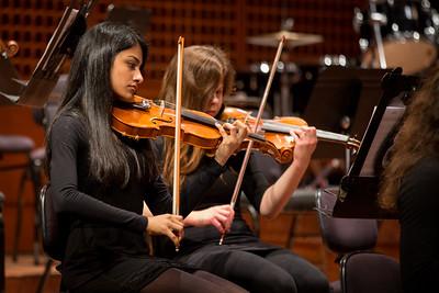 Marin Symphony Youth Orchestra January 17,2016