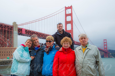 2014 May Family SF Trip