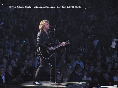 Bon Jovi 12-2-05