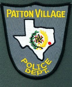 Patton Village Police