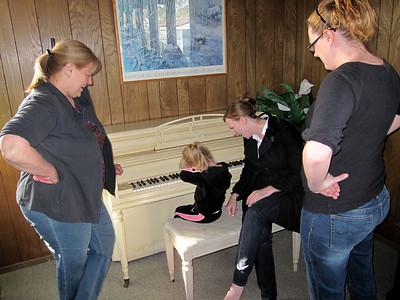 Family Reunion - April 2009